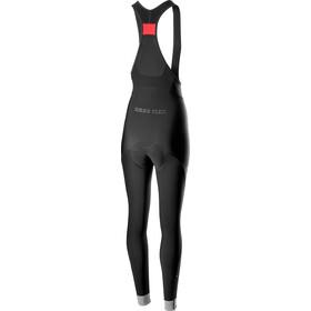 Castelli Tutto Nano Spodnie 3/4 na szelkach Kobiety, czarny